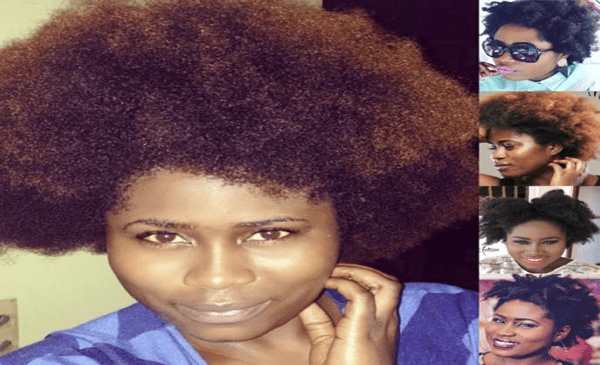 Ghanaian Actress Lydia Forson Shares Her Natural Hair Story & How It Changed Her