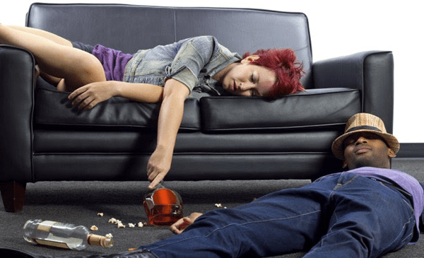 6 Nigerians You Should Never Invite To Your House Party