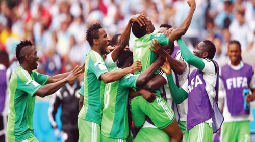 Super Eagles Move Up Four Places In Latest FIFA Ranking