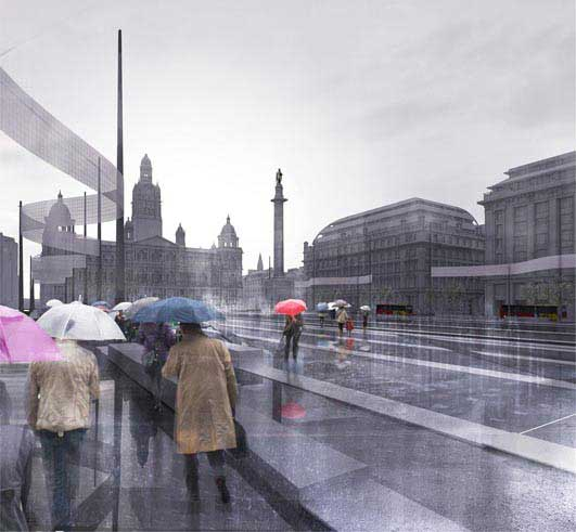 George Square proposal