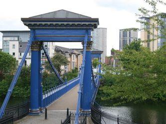 Glasgow Green St Andrews Bridge