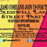 sgreet party cresswell