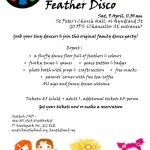 Peace Feather Disco