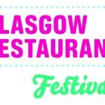 glasgow restaurant festival
