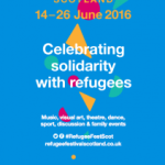 refugee festival scotland 14. 26 june