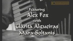 "Video clip, Alex Fox, "" To The Gypsies"""