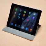 Review of Ostrich Cutis BookCase for iPad 3rd Generation