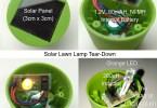 Download English PDF Datasheet for ANA618 Solar Lawn Light/LED Controller
