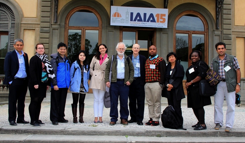 IAIA Florence workshop participants