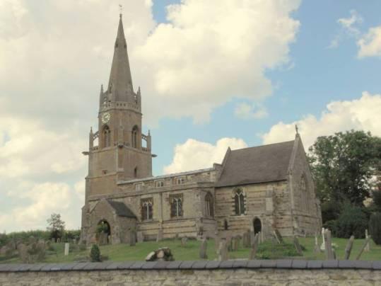 St Marys Churchyard Wilby