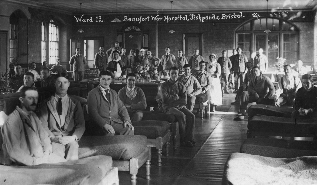 Beaufort War Hospital Ward