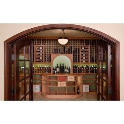 Small Crop Of Wine Cellar Doors