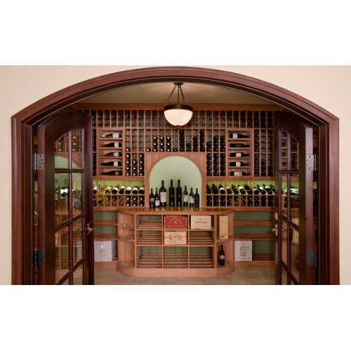 Medium Crop Of Wine Cellar Doors