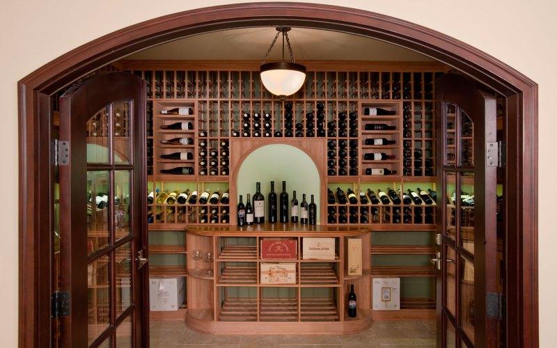 Large Of Wine Cellar Doors