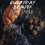 everyday beauty the table