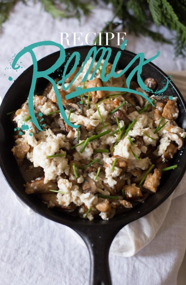 truffle salt scramble