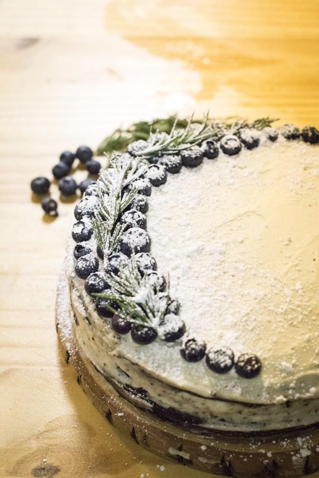 Gluten Free Chocolate Buttercream Cake