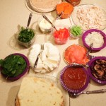 Indian Summer Dinner Party