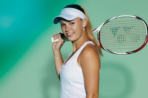 Caroline Wozniacki Beautiful Tennis Star
