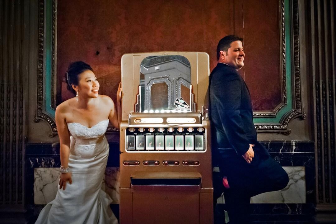 Landmark Loews Theater Wedding