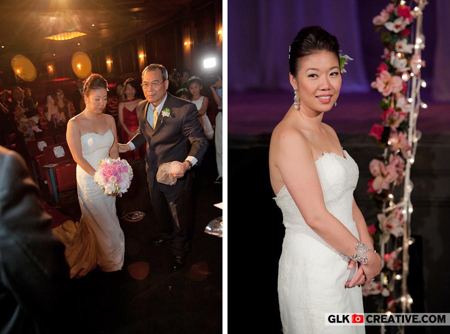 Jersey City Landmark Loews Theater Wedding