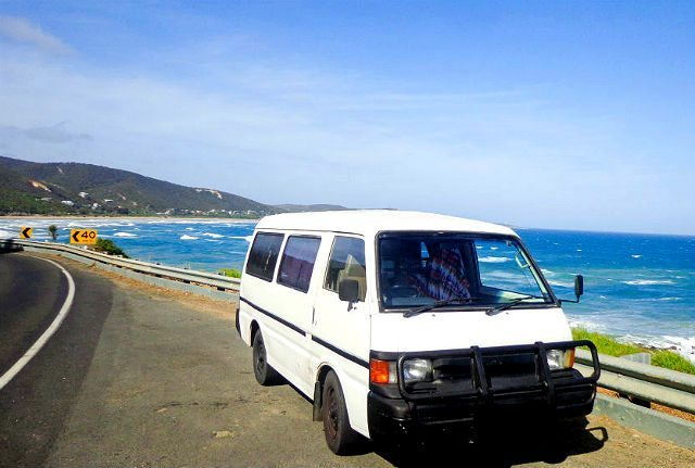 Road tripping in a campervan is the ultimate way to explore Oz!
