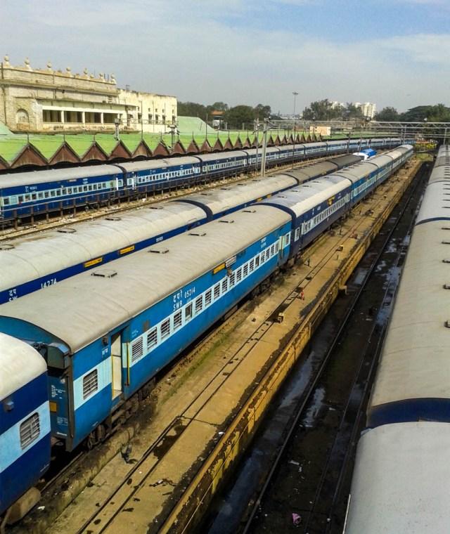 indian railway station