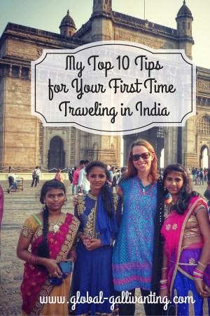 My Top 10 Tips for your First Time in India