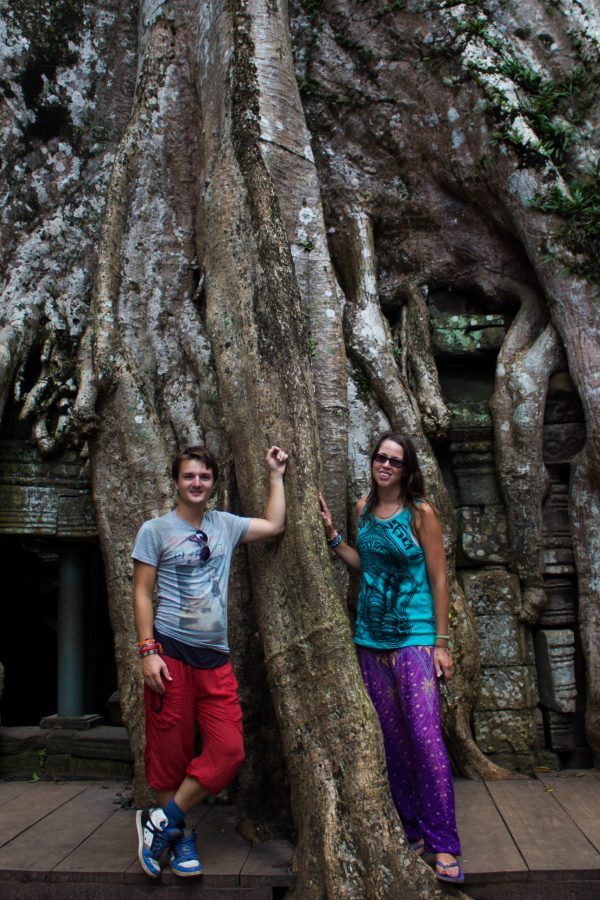 Exploring the Temples of Angkor in Cambodia