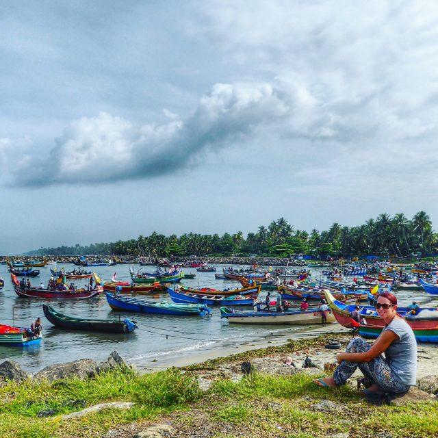 Offbeat secrets! Exploring a fishing village in Kerala on a goMowgli tour