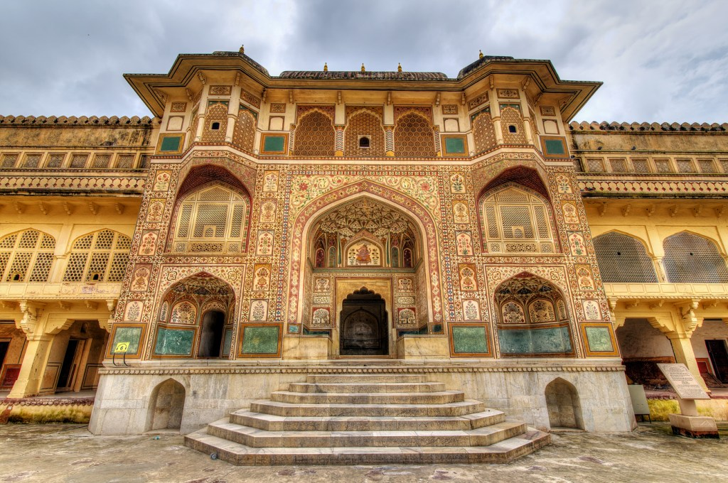 Amer Fort in Rajasthan