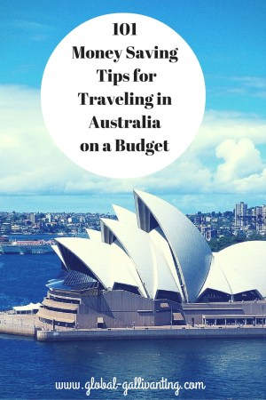 101 Money Saving Tips for Traveling in Australia on a Budget