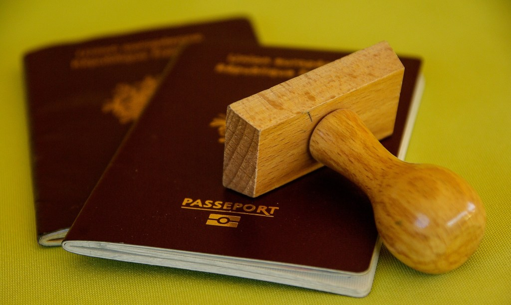passport and e tourist visa for india