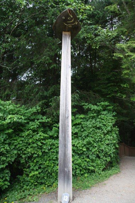 The Halibut pole