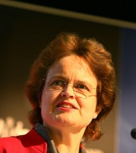 Frances Adamson's appointment brings the number of female department secretaries in Australia to seven, more than at any other time.