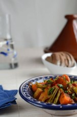 Autoimmune Recipe – Vegetable Tagine