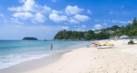 Kata Beach Phuket ID 30709708
