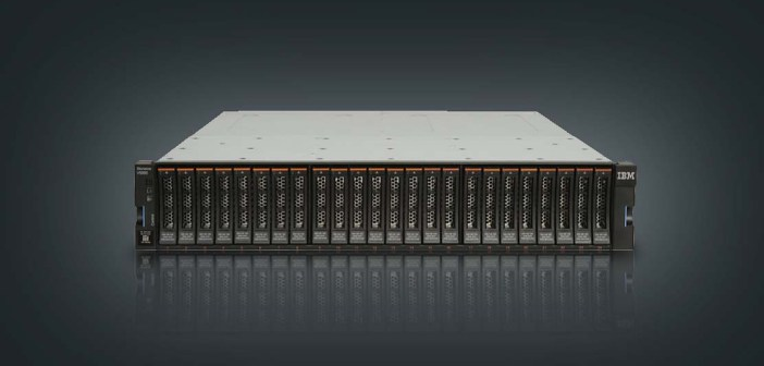 IBM amplía su oferta de almacenamiento flash para computación cognitiva y sistemas cloud