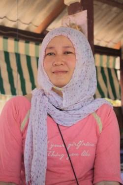 femme - koh yao yai - thailande