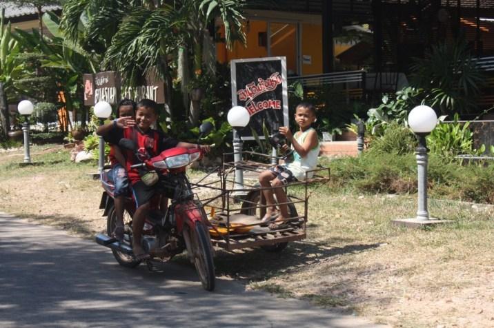 Enfants - Koh Yao Yai