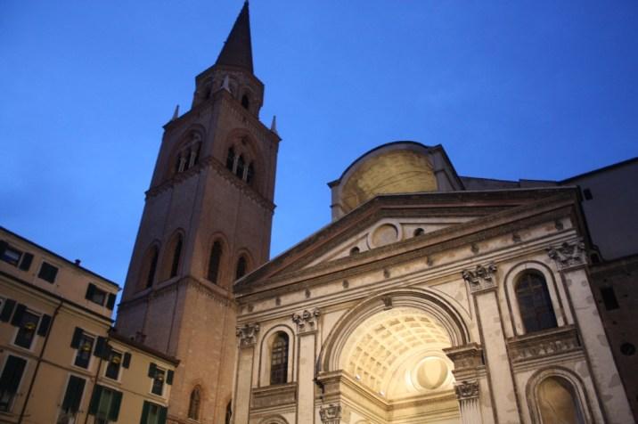 Nuit - Mantoue - Italie