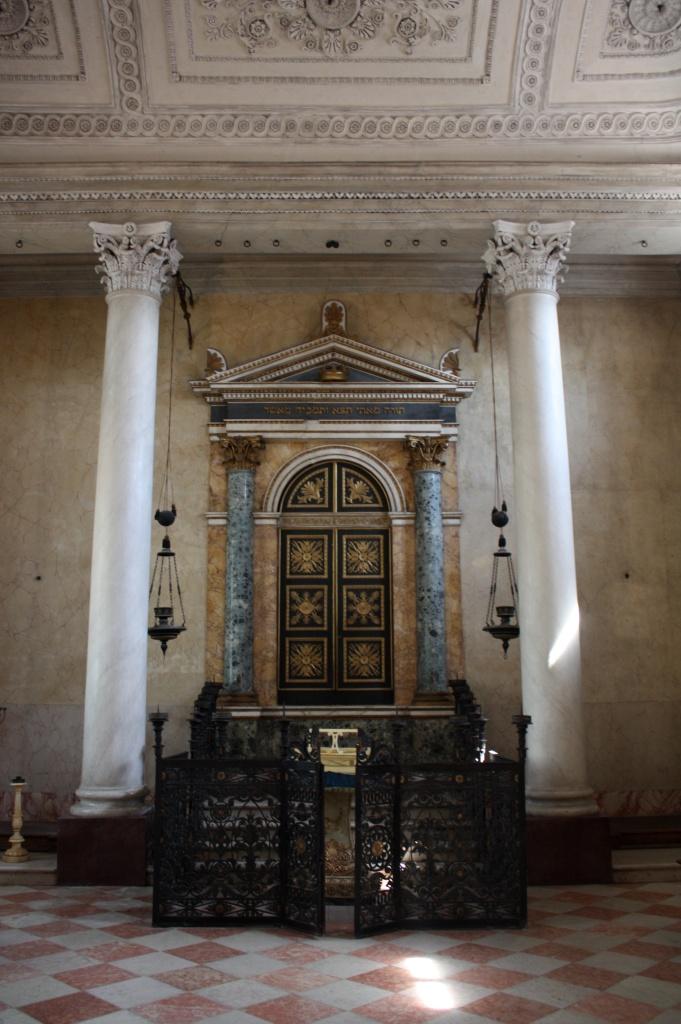 synagogue - sabbioneta - italie