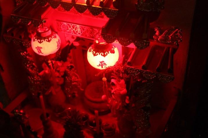 autel - nuit - phuket