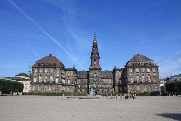 christiansborg-copenhague