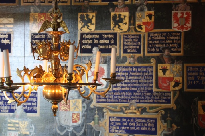 lustre - rosenborg - copenhague