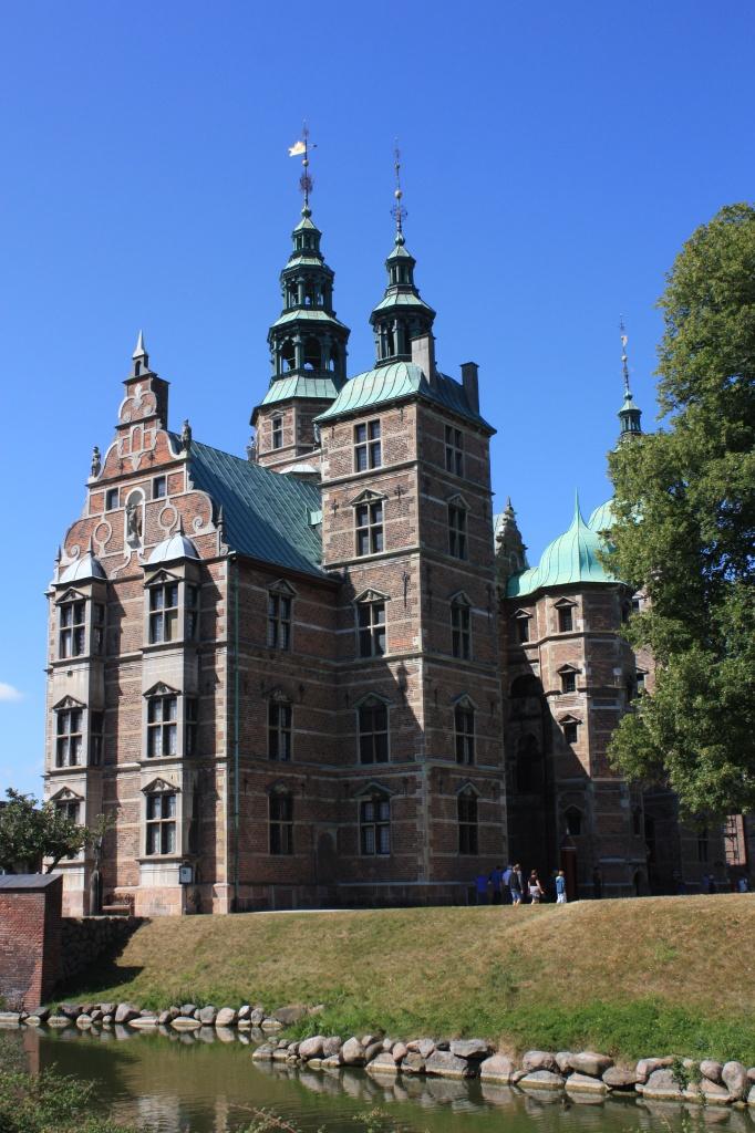 chateau rosenborg - copenhague