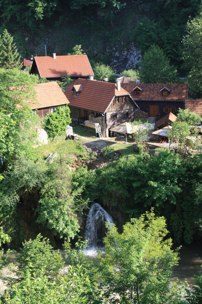 Village Rastoke - Croatie