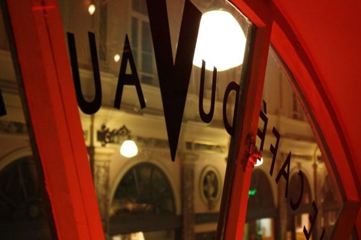 Café Vaudeville - Bruxelles