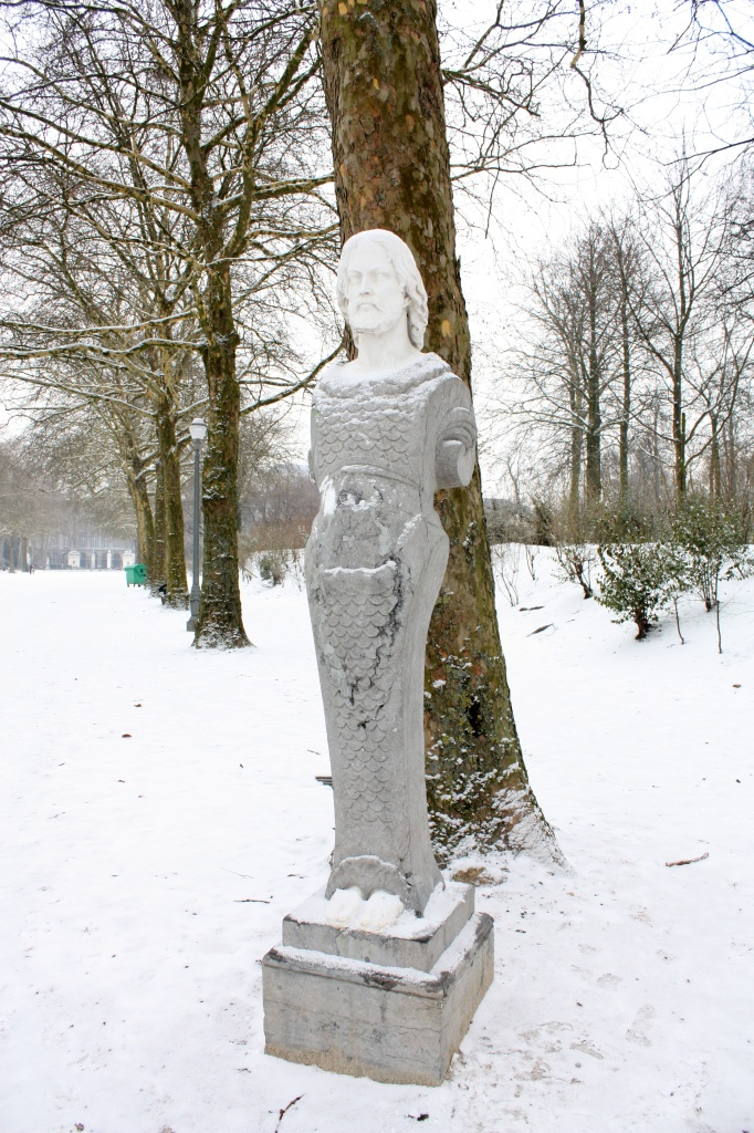 Jardin royal - Bruxelles