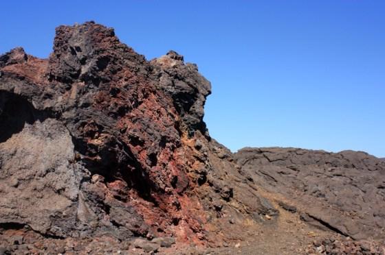 Lave - Volcan - Ile de la Réunion
